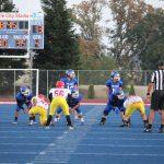 2017-18 Freshmen Football vs Oakdale 9/7/17