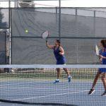 2017-18 Girls Tennis vs Granite Bay 9-21-17 #1