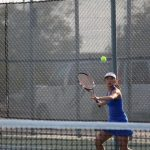 Folsom Girls Tennis Wins vs Woodcreek High School