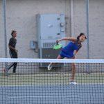 Folsom Varsity Girls Tennis Plays a Tough Oak Ridge Squad