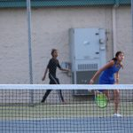 2017-18 Girls Tennis vs Granite Bay 9-21-17 #2