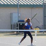 2017-18 Girls Tennis vs Granite Bay 9-21-17 #3