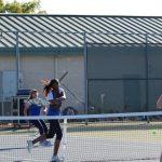 2017-18 Girls Tennis vs Granite Bay 9-21-17 #4