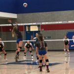 Folsom High School Girls Junior Varsity Volleyball falls to Del Oro – Game 2-1