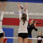 Folsom High School Girls Varsity Volleyball falls to Del Oro – Game 3-0