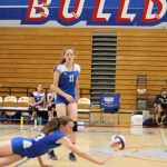 Folsom High School Girls Freshman Volleyball falls to Del Oro – Game 2-0