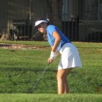Folsom Varsity Girls Golf Qualifies 2 for Divisionals