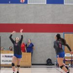 Folsom High School Girls Junior Varsity Volleyball beat Woodcreek – Game 2-0