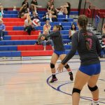 Folsom High School Girls Junior Varsity Volleyball falls to Granite Bay – Game 2-0
