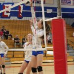 Folsom High School Girls Freshman Volleyball falls to Granite Bay – Game 2-1