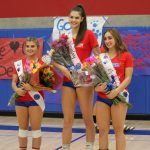 Folsom High School Girls Varsity Volleyball falls to Granite Bay – Game 3-0