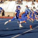 Folsom High School Junior Varsity Football beat Rocklin – Game 35-0