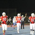 Folsom High School Varsity Football beat Rocklin – Game 46-3