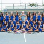 Folsom Girls Tennis Ends Season with Crosstown Match-up vs Vista Del Lago