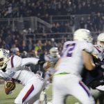 Folsom High School Varsity Football beat Oak Ridge – Game 42-28