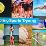 2018 Folsom High School Spring Sports Tryouts Information