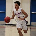 2017-18 Basketball-Varsity Boys vs Lincoln(Stockton) 11/27/17