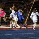2017-18 Soccer-Girls Varsity vs Rocklin 1/2/18
