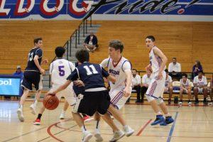 2017-18 Basketball-Boys-JV vs Vista Del Lago 1/6/18