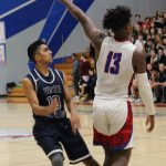 2017-18 Basketball-Boys-Varsity vs Vista Del Lago 1/6/18