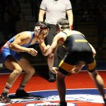 Folsom Wrestlers Compete in Two League Meets This Week