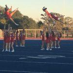 2017-18 Cheer-Sideline-Half Time Performances-Fall Season