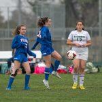 2017-18 Freshmen Girls Soccer vs El Camino 1/17/18 (courtesy of Scott Zinn)