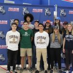Folsom Student-Athletes Sign With Colleges