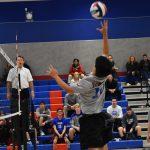Boys Junior Varsity Volleyball beats Davis Sr. 2 – 0
