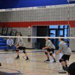 Boys Junior Varsity Volleyball beats Union Mine 2 – 0