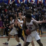 Folsom Boys Basketball has a change of venue for Tuesday's Playoff game.