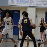 2017-18 Basketball-Boys Varsity vs Oak Ridge-Section Playoffs-Round 29 (gallery 2)