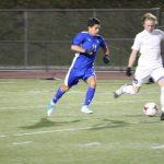 2017-18 Folsom Varsity Boys Soccer vs Vista-Crosstown Cup