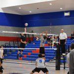 Boys Junior Varsity Volleyball falls to Nevada Union 2 – 0