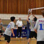 Boys Junior Varsity Volleyball beats Rocklin 2 – 1