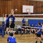 Boys Varsity Volleyball falls to Rocklin 3 – 0
