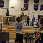 Boys Junior Varsity Volleyball beats Oak Ridge 2 – 0