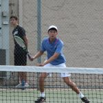 Folsom Boys Tennis Team Has Busy Weeks Ahead