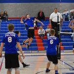Boys Varsity Volleyball falls to Woodcreek 3 – 2
