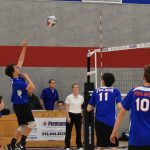 Boys Varsity Volleyball falls to Granite Bay 3 – 0
