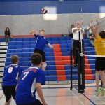 Boys Junior Varsity Volleyball falls to Del Oro 2 – 0