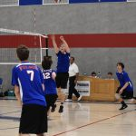 Boys Varsity Volleyball falls to El Dorado 3 – 0