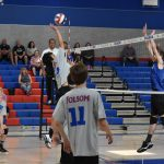 Boys Junior Varsity Volleyball falls to El Dorado 2 – 0