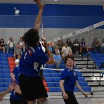 2017-18 Volleyball Varsity Boys vs. El Dorado 04.26.2018
