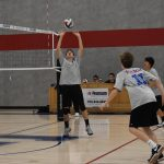 Boys Junior Varsity Volleyball falls to Rocklin 2 – 1
