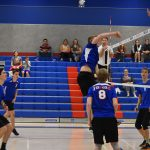 Boys Varsity Volleyball falls to Rocklin 3 – 1