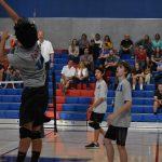 2017-18 Volleyball JV Boys vs. Oak Ridge 05.02.2018