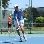 Folsom's Sean Barstow Takes 2nd Place in Div.1 Sac Joaquin Section Singles Tennis Championships