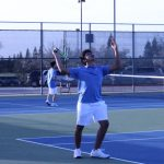 2017-18 Tennis-Boys vs Nevada Union 3/6/18