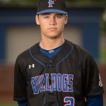 Folsom H.S. Baseball Athlete, Trey Furrey,  Earns Athlete of the Week Honors